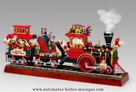 automate de noel Vente Automate musical de Noël Mr Christmas : automate musical  automate de noel