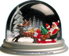 Vente Boule à neige classique non musicale allemande : boule à