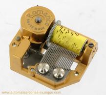 Mecanisme ressort boite a musique - Mecanisme boite a musique ...