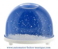 vente boule neige classique non musicale allemande petite boule neige vierge en plastique. Black Bedroom Furniture Sets. Home Design Ideas
