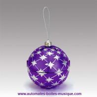 Vente Boule musicale de Noël Mr Christmas pour sapin de Noël : boule ...