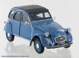 vente mod le r duit de voiture citro n voiture citro n bleue mod le 2cv 6 et automate. Black Bedroom Furniture Sets. Home Design Ideas