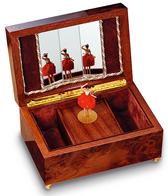 vente bo te bijoux musicale reuge avec poup e dansante. Black Bedroom Furniture Sets. Home Design Ideas