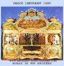 "CD audio d'instruments de musique mécanique : CD ""L'orgue Limonaire 1900 volume 3"""