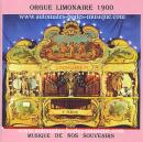 "CD audio d'instruments de musique mécanique : CD ""L'orgue limonaire 1900 vol 2"""