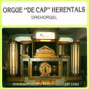 "CD audio d'instruments de musique mécanique : CD ""L'orgue ""Decap"" herentals"""