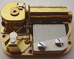 R paration et restauration de boite musique bijoux et automate - Mecanisme boite a musique ...